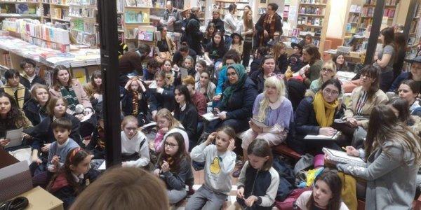 Nuit des livres Harry Potter, Jeudi 6 février 2020 - Librairie Ici Grand Boulevards (Paris)