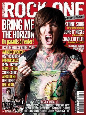 Rock One édition spéciale n°3