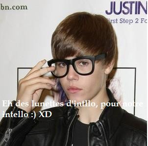 Justin Bieber ... a l'universitée ??!