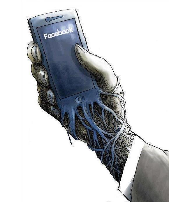 Facebook...quand tu nous tiens!!!!!