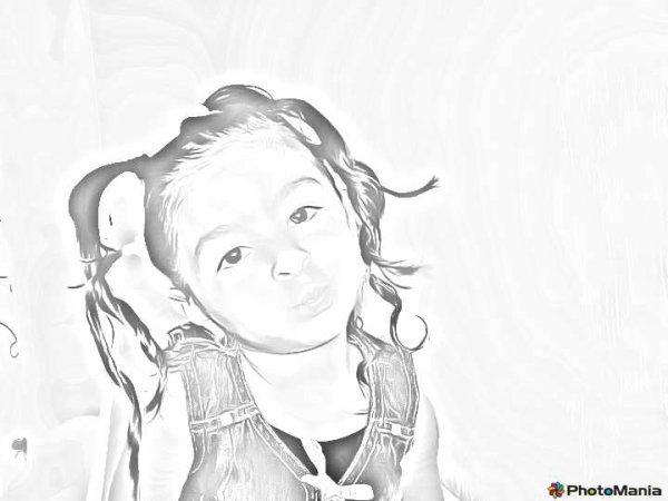 ma fille la top model