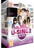 C'est vraiment cool je suis dans U-Sing 2 !