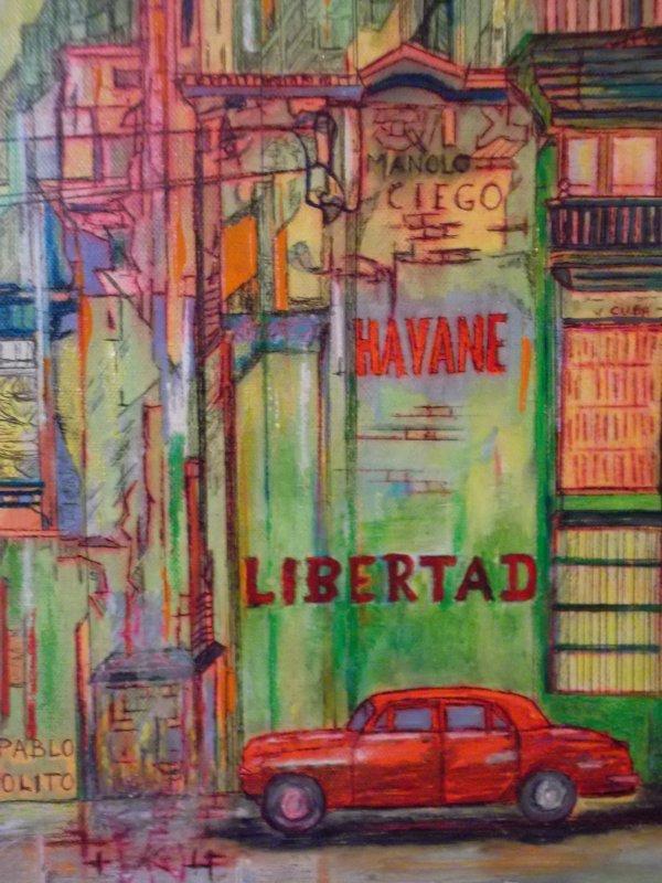 LA HAVANE   2012