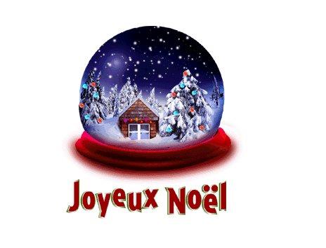 Bon réveillon et joyeux Noël !
