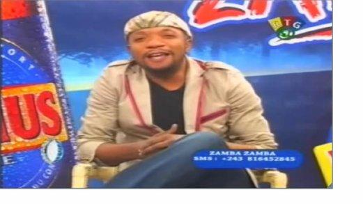 émission  zamba zamba  le retour de werrason a Kinshasa