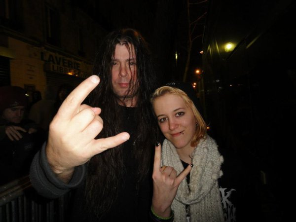 Cannibal Corpse (24 fevrier 2013) Bataclan !!