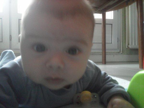 Vincent 3 mois