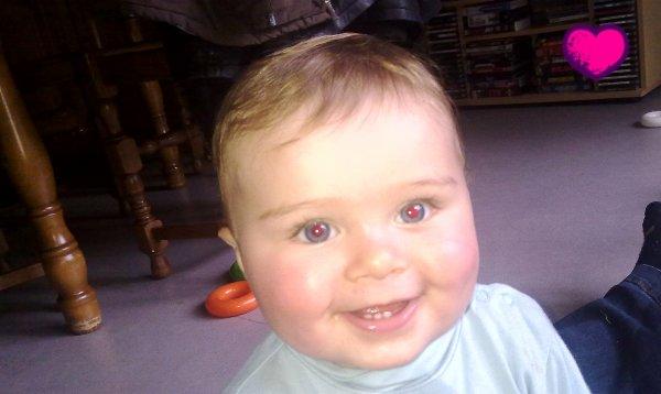 Vincent 9 mois