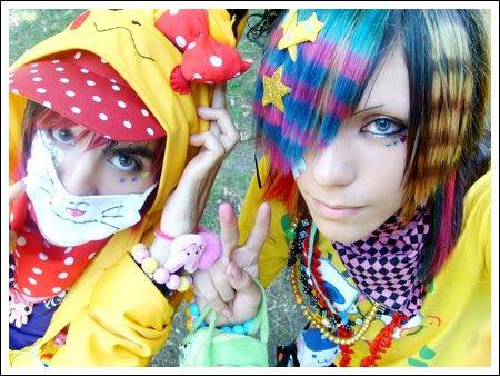 La mode japonaise / les modes masculines 🌟