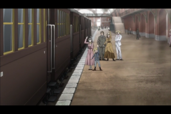 Gosick, un super anime! ^w^