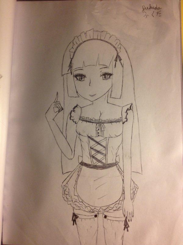 Maid avec quelques atouts... 8)