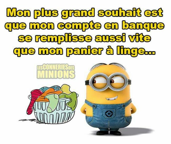 Citation 3 Citations Des Minions