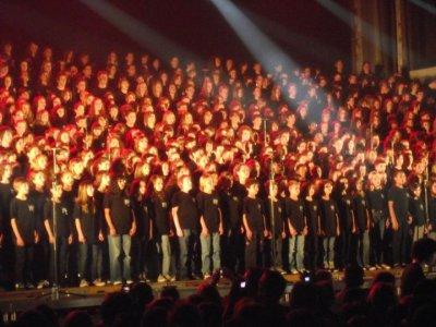 Nuit de champagne 2011 (concert)