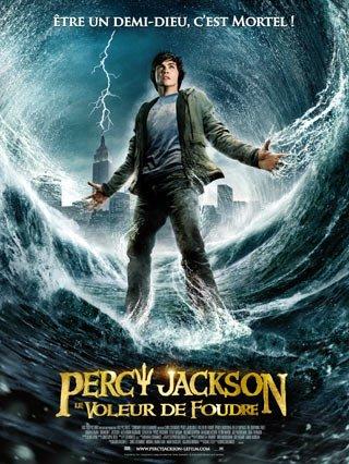 1# Percy Jackson Le Voleur De Foudre.