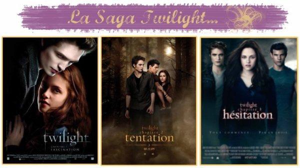 3# La Saga Twilight