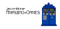 ♣ Doctor Who - The Game ♣