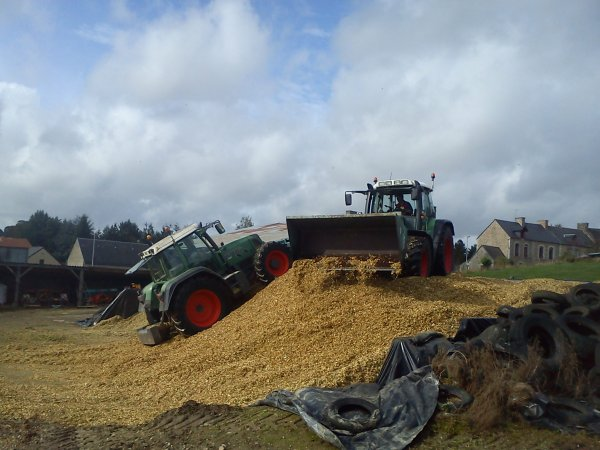 ensilage 2012 en photos