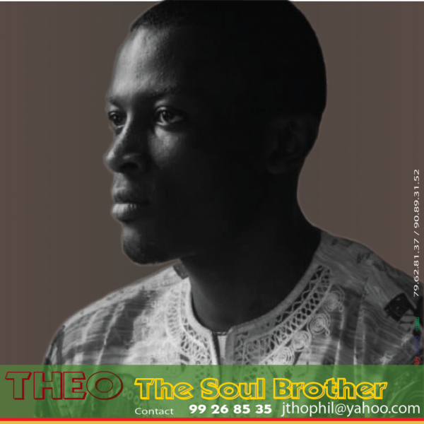 theo the soul brother comming soon