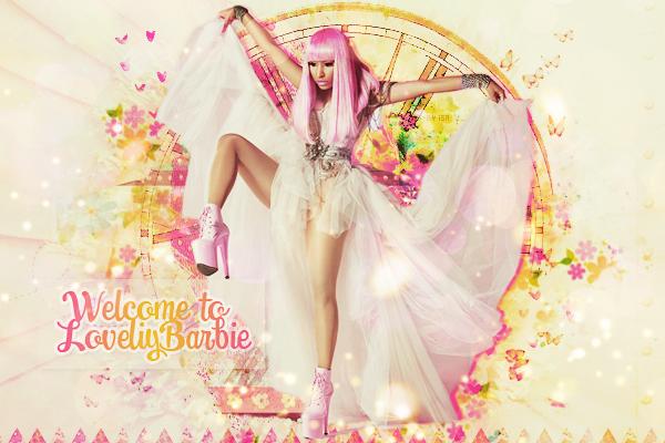 n°22 → Pour LoveliyBarbie (loto)
