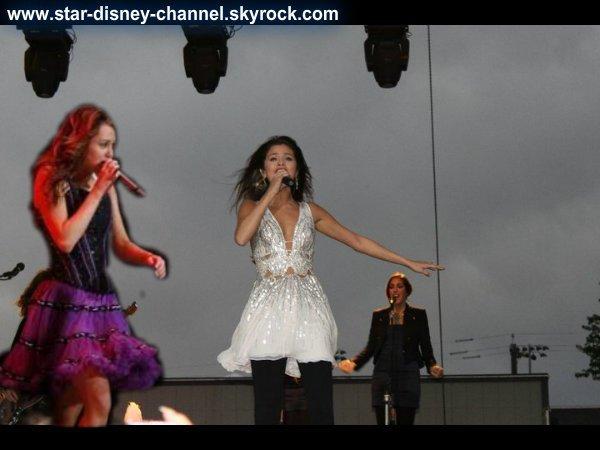 Selena & Miley