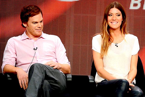 """Le 30/07 : Le cast' de Dexter était présent au """"TCA Summer Tour 2012"""", à Los Angeles"""