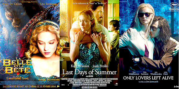 """CINEMA   Les films que j'attends en ce début d'année : sorties des mois de Janvier / FévrierVoici ma petite sélection de films de ces deux premiers mois. Je précise qu'ils sont classés par date de sortie et non par préférence. Pour une fois (et croyez-moi c'est très rare), j'ai une petite attente envers un film français : la nouvelle version de """"La belle et la bête"""". Ce dernier ainsi que """"Tarzan"""" en images de synthèse sont cependant ceux pour lesquels j'ai le plus de réticence. En revanche, il y en a certains que je suis bien impatiente de voir ! :)"""