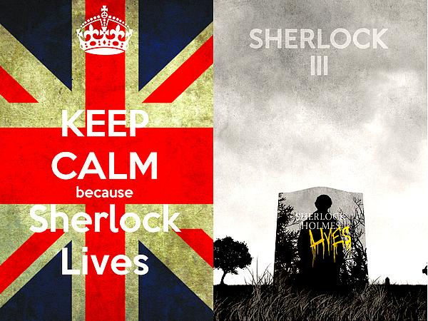 La saison 3 de la série Sherlock commence ce jeudi 3 avril sur la chaîne France 4 !