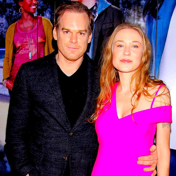 Le 30/03 : Michael et sa petite amie  Morgan Macgregor étaient au lancement de la comédie musicale If/Then