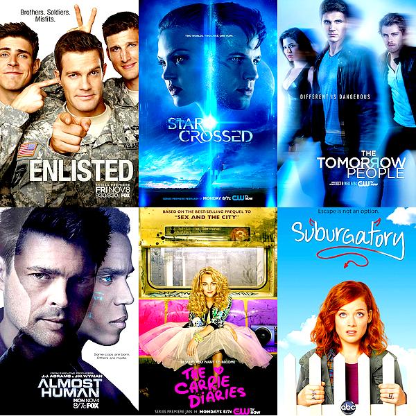 SERIES Coup d'oeil sur quelques unes des séries qui ont été annulées cette année
