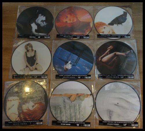 Vinyls Picture Disc