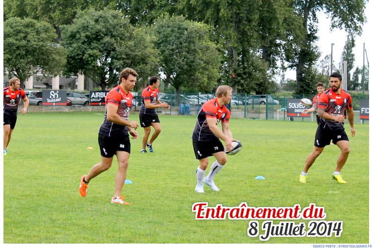 ||| ENTRAINEMENT DU 08/07/14