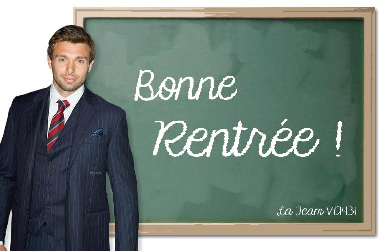 ||| BONNE RENTRÉE 2014 !