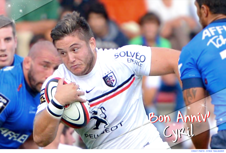 ||| BON ANNIV' CYRIL