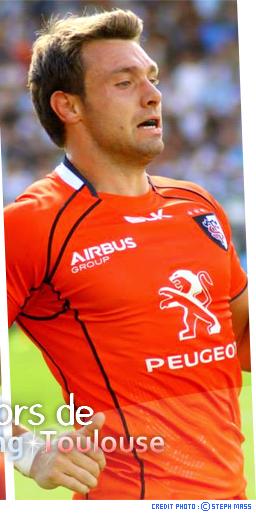 ||| Vincent lors de Racing-Toulouse (2nde partie)