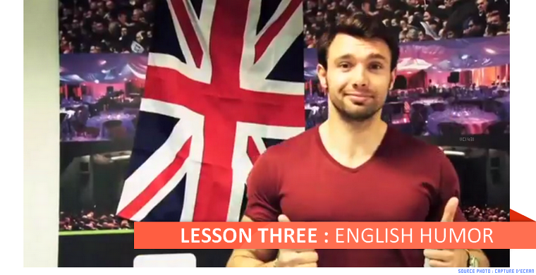 ||| ENGLISH LESSON (part. 3 + bêtisier)
