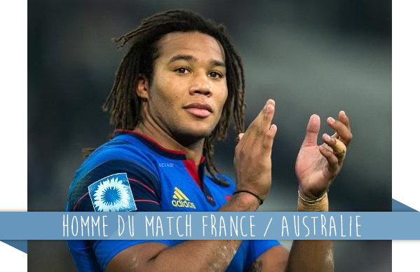 ||| 2nd test-match d'Automne 2014 > FRANCE / AUSTRALIE