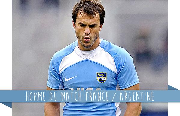 ||| 3ème test-match d'Automne 2014 > FRANCE / ARGENTINE