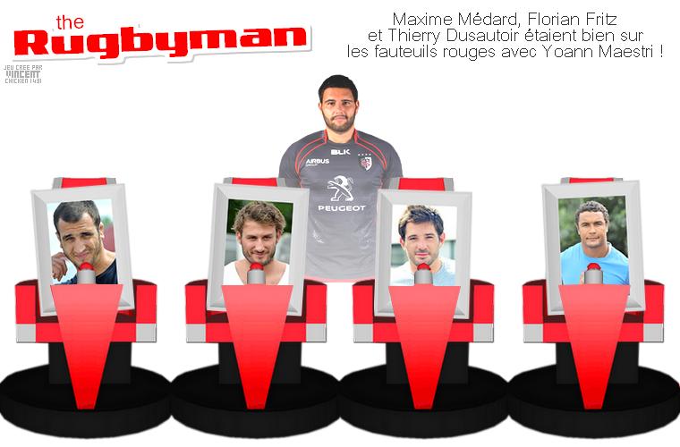 "||| JEU :  ""The Rugbyman"""