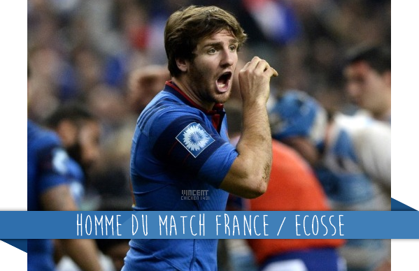 ||| 6 NATIONS 2015 - Round 1 > FRANCE / ECOSSE