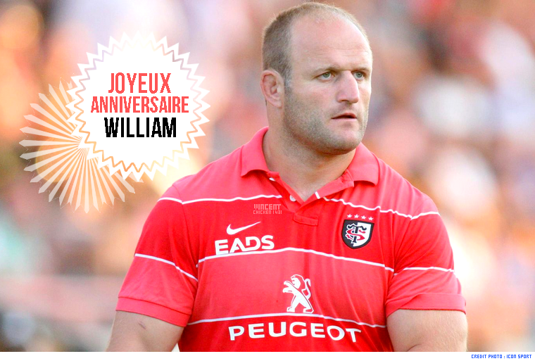 ||| BON ANNIV' WILLIAM, PATRICIO & SCHALK