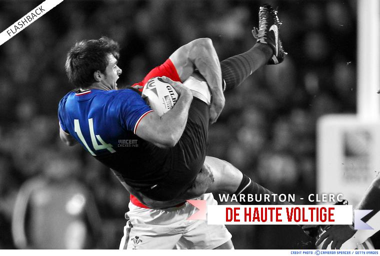 ||| FLASHBACK n°3 > Warburton - Clerc : De Haute Voltige