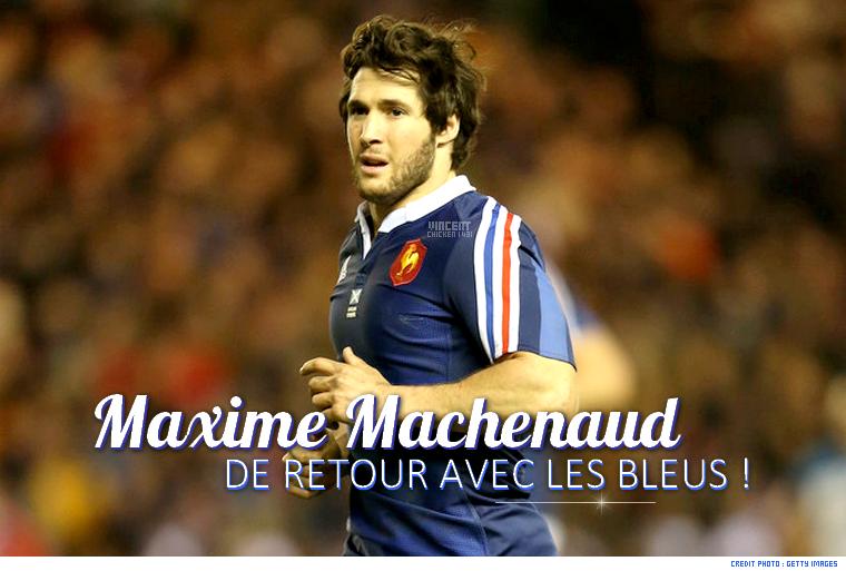 ||| Lopez forfait, Machenaud revient !