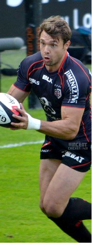 ||| Vincent lors de Toulouse - Brive (part. 3)