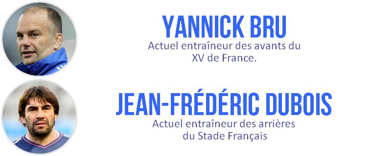 ||| G. Novès, nouveau sélectionneur du XV de France !