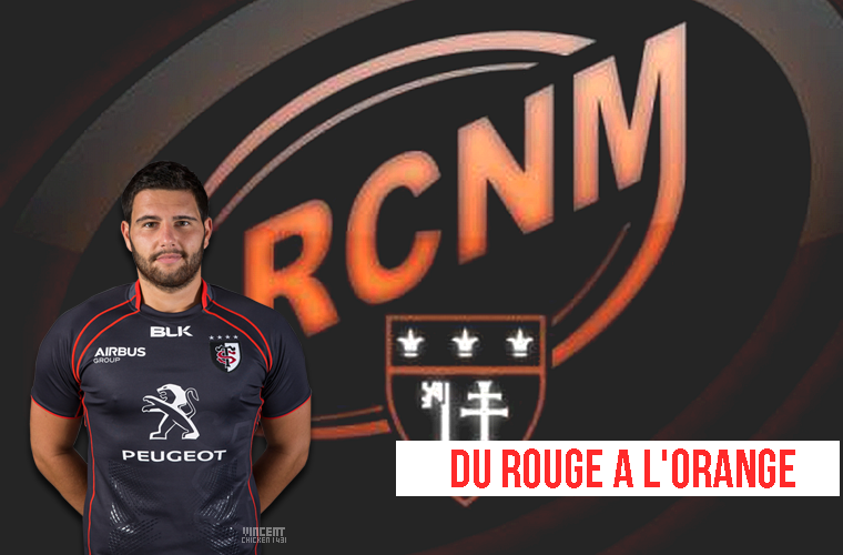 ||| F. Charmasson rejoint Narbonne !