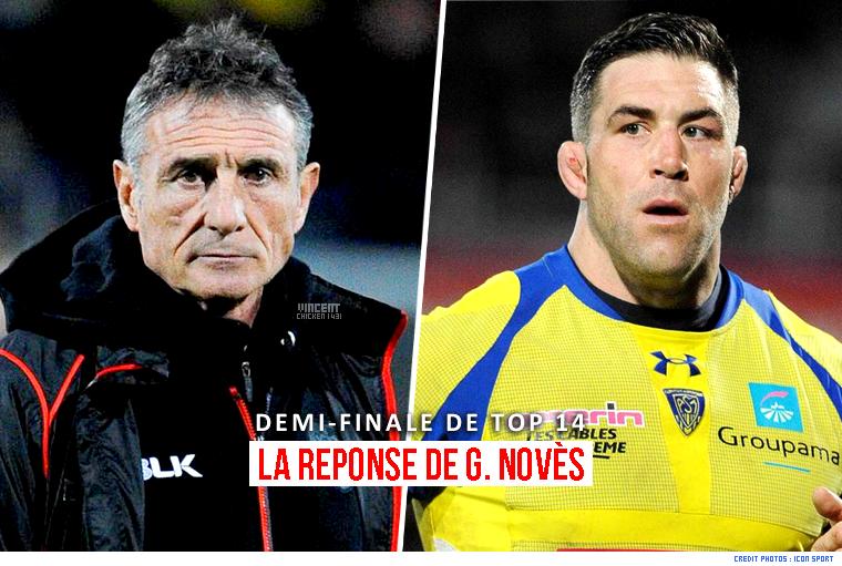 ||| G. Novès prend la défense de Y. Huget