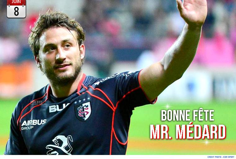 ||| BONNE FËTE Mr. MEDARD !