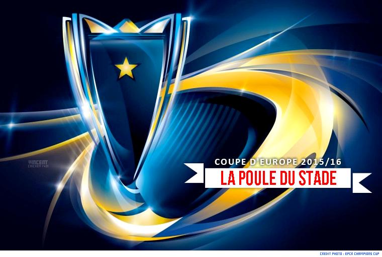     CHAMPIONS CUP 2015/16 > La Poule du Stade Toulousain