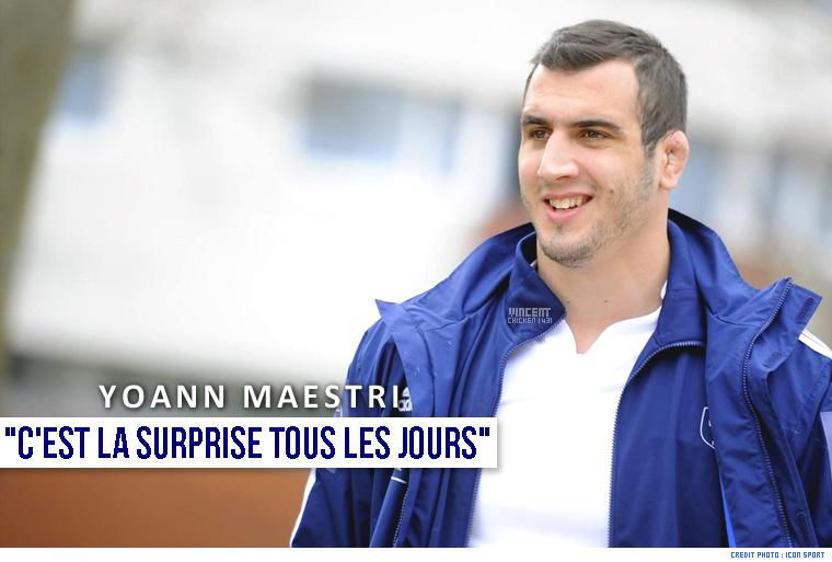 Interview de Y. Maestri sur la préparation des Bleus