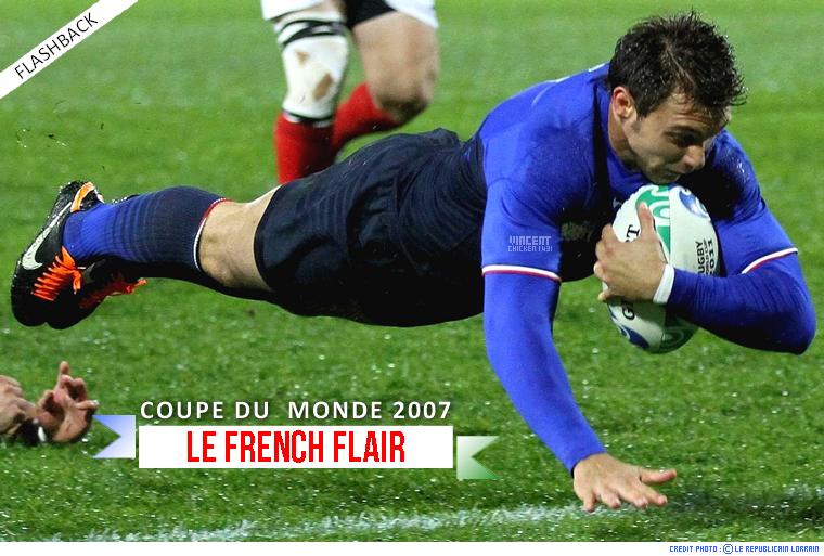 ||| FLASHBACK n°8 > Vincent Clerc et le French Flair